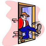 Day 20 - You should not use any force when evicting a lodger