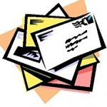 Do you keep getting letters for your lodgers after they have left?
